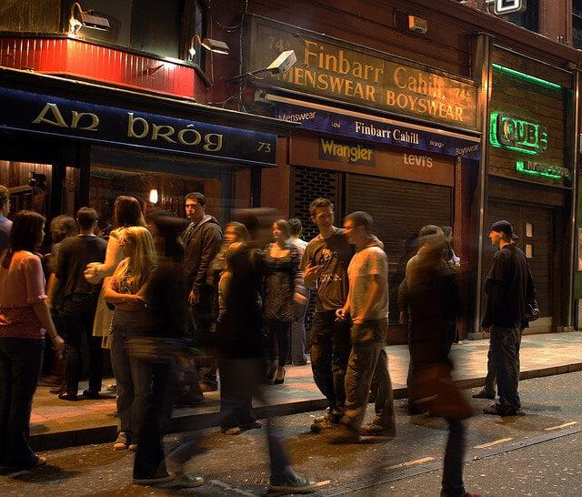 pub bière Cork