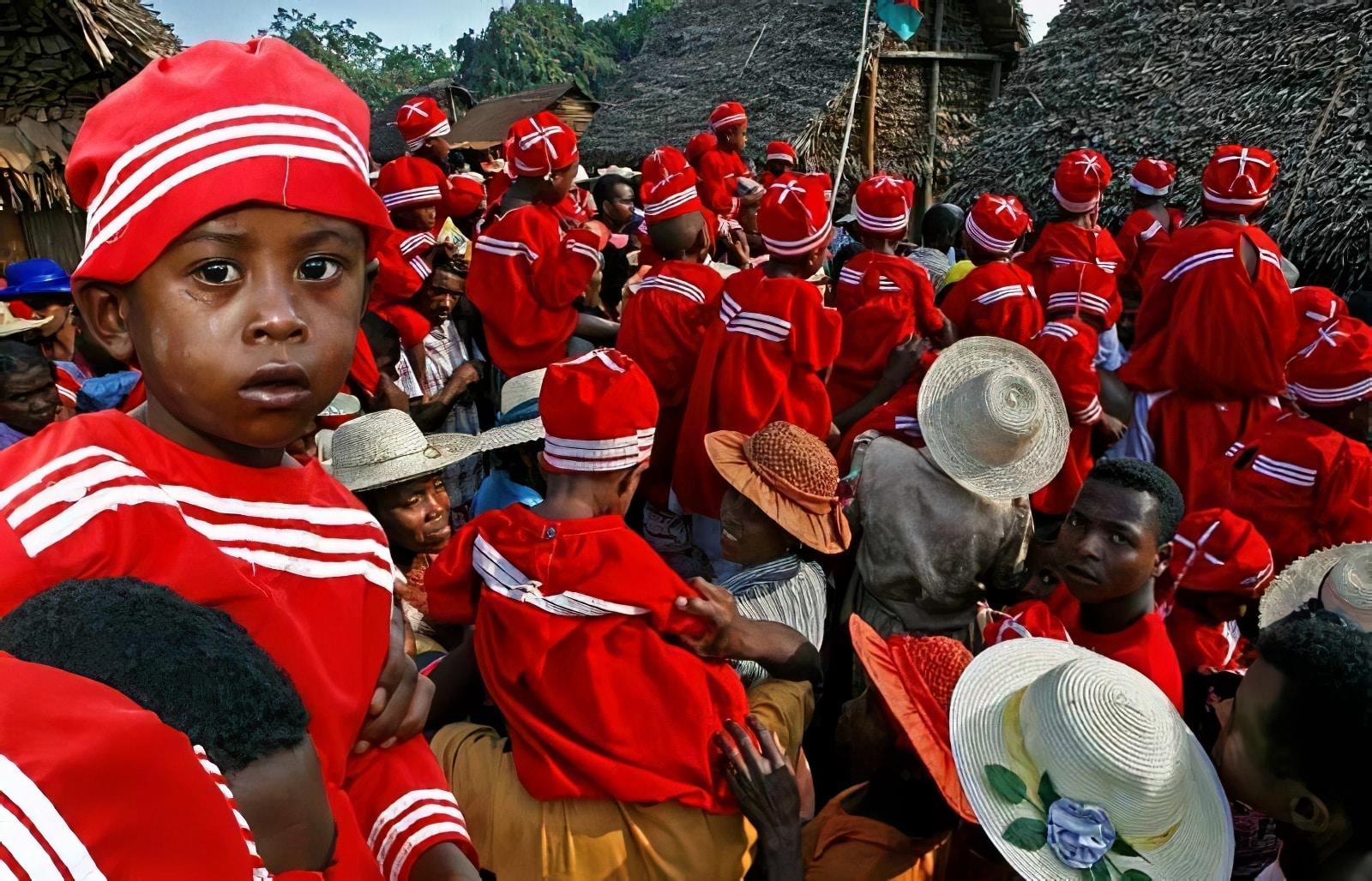 Les us et coutumes dans le sud de Madagascar