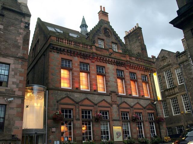 Scotch Whisky Heritage Centre, Edimbourg