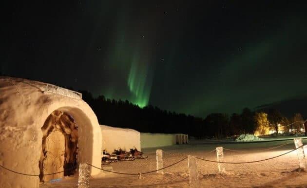 5 hôtels incroyables en Norvège