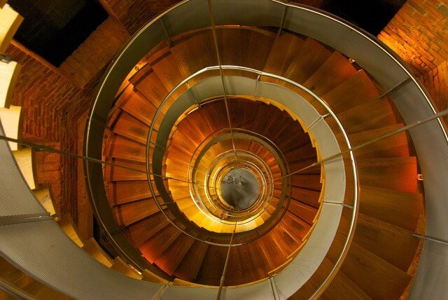 spirale The Lighthouse, Mackintosh, Glasgow