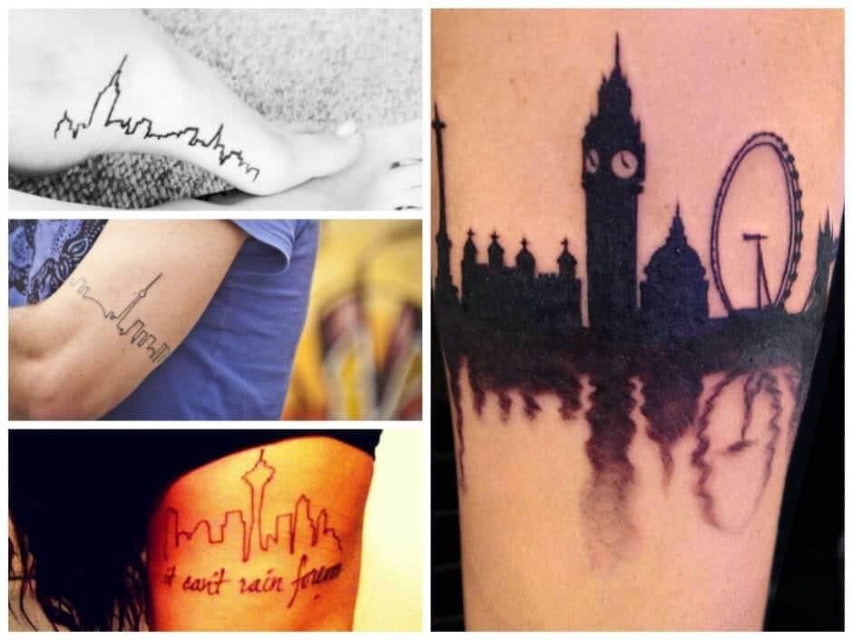 40 tatouages voyage qui rappellent des souvenirs - Tatouage theme voyage ...