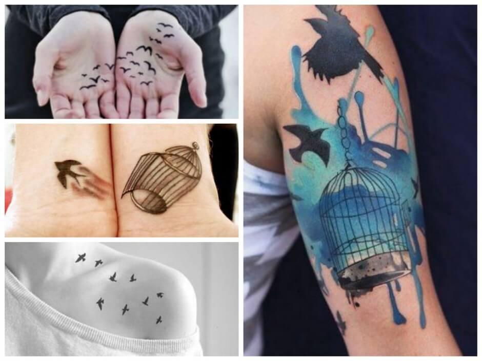 40 tatouages qui rappellent des souvenirs de voyage. Black Bedroom Furniture Sets. Home Design Ideas