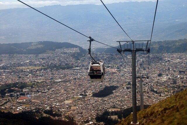 Téléphérique de Quito