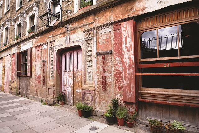 Wilton's Music Hall, Londres
