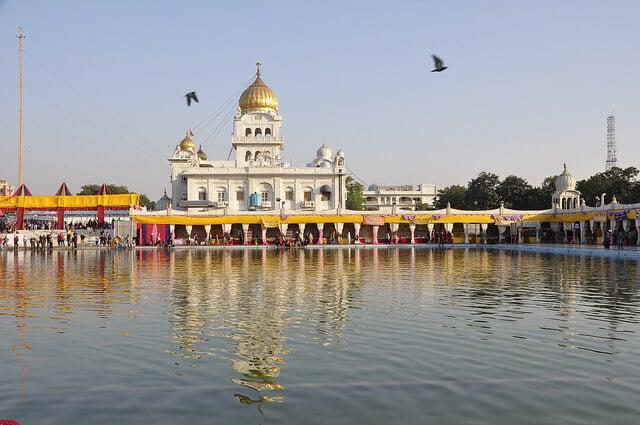 Bangla Sahib New Delhi