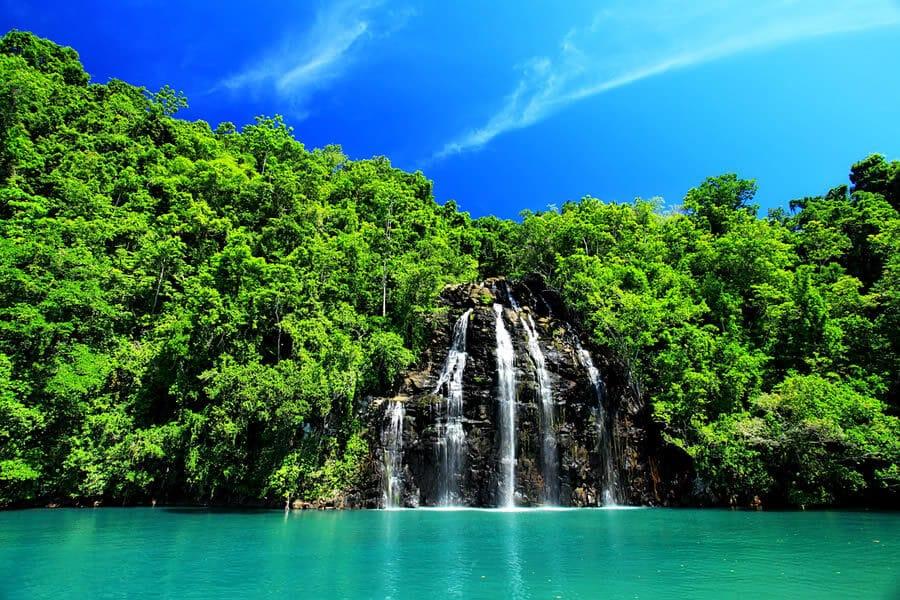 Les plus belles cascades et chutes d'eau au monde