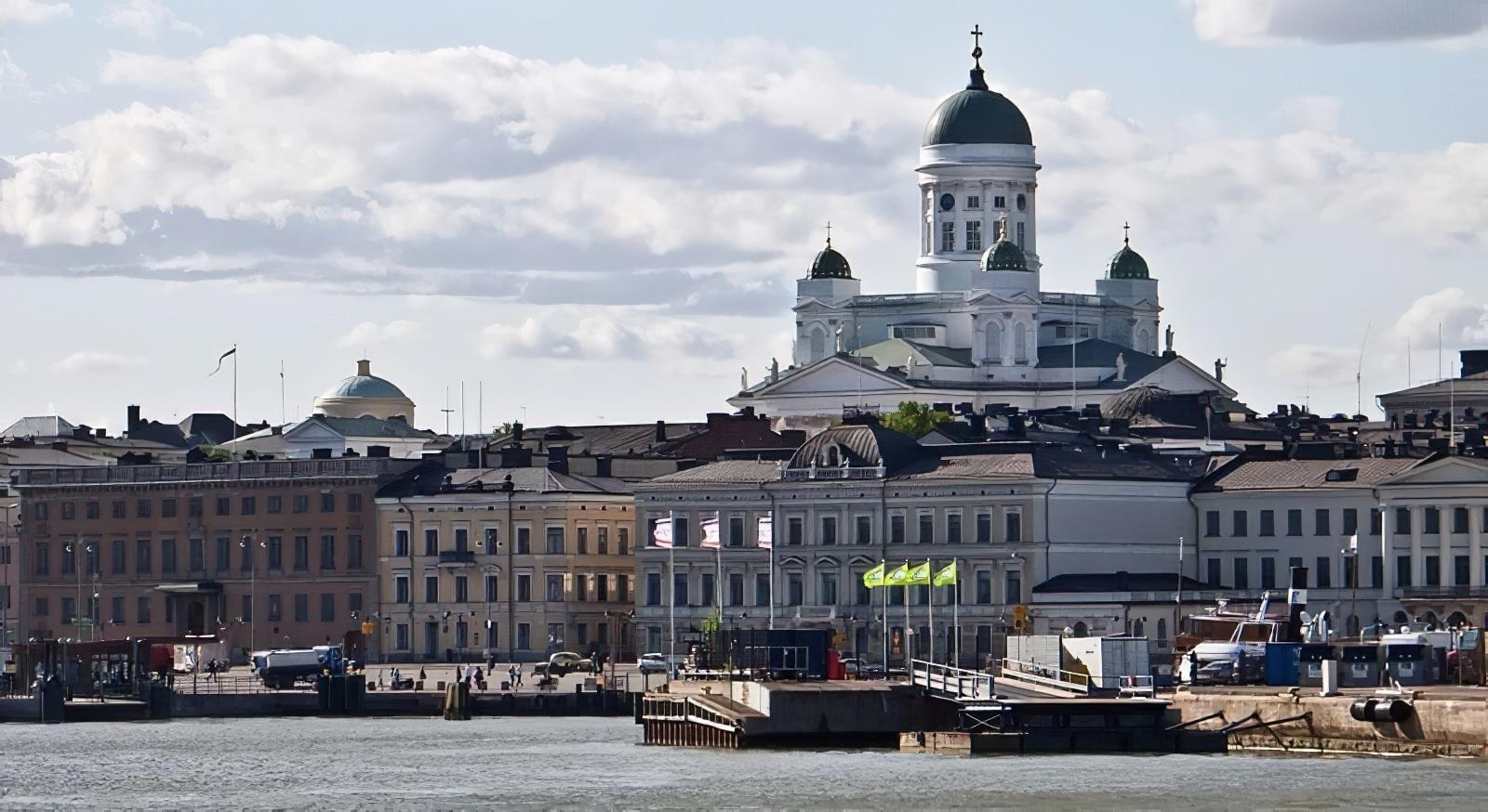Cathédrale Tuomiokirkko, Helsinki