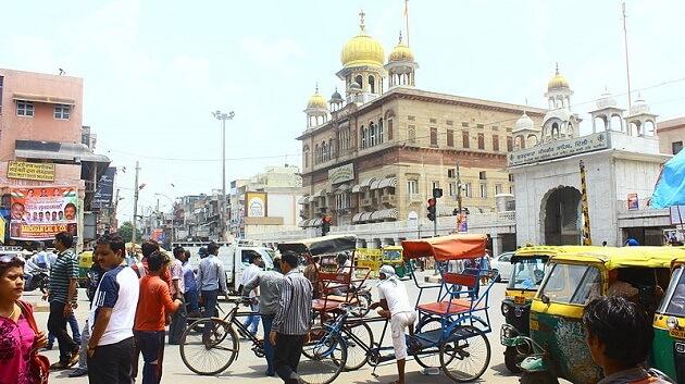 Chandni Chowk New Delhi