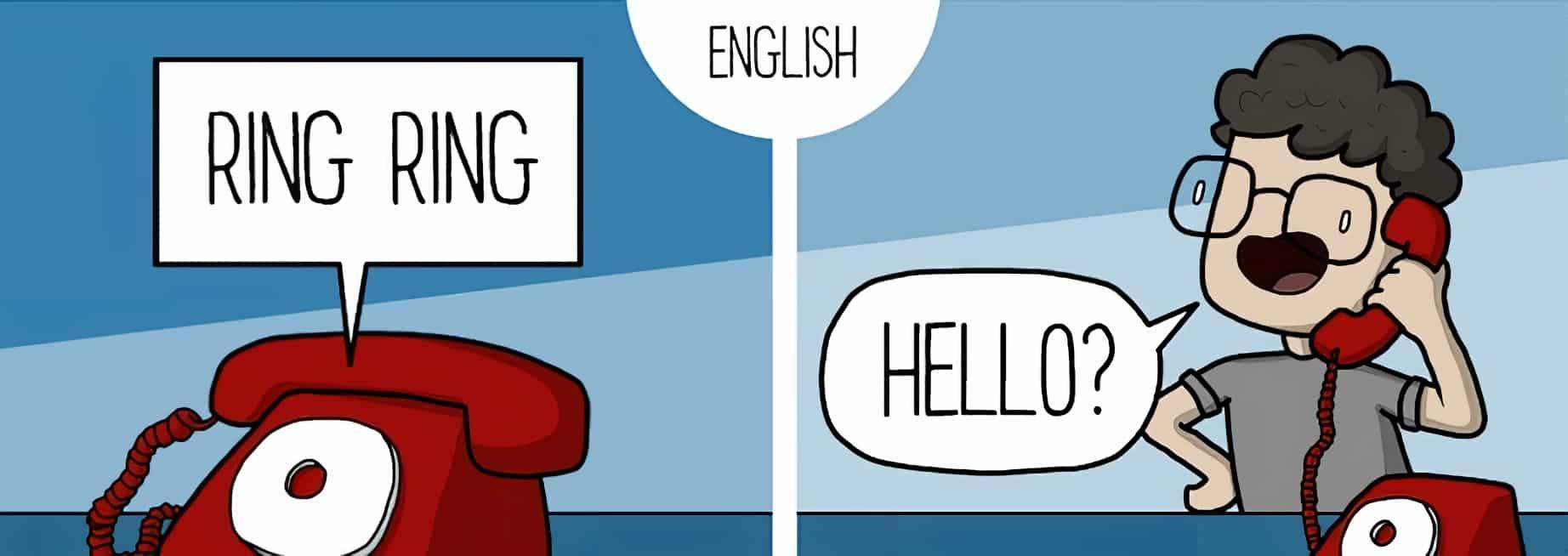 Comment répondre au téléphone en anglais