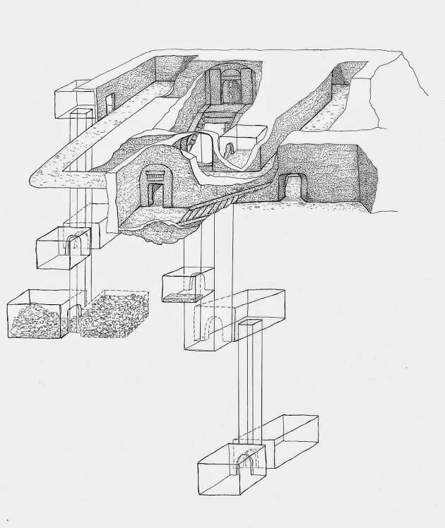 Découverte de la tombe mythologique d'Osiris à Louxor