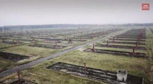 Drone Auschwitz 70 ans