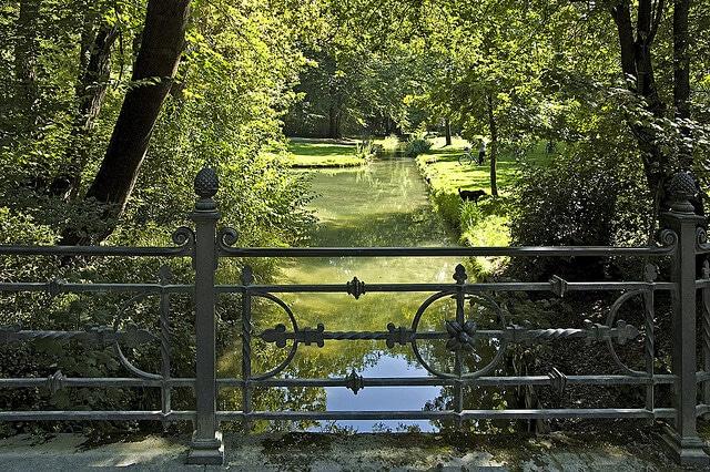 Englischer Garten, jardin anglais, Munich