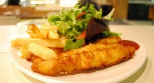 Fish and Chips, spécialite Ecosse