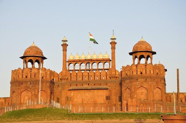 Fort Rouge, New Delhi