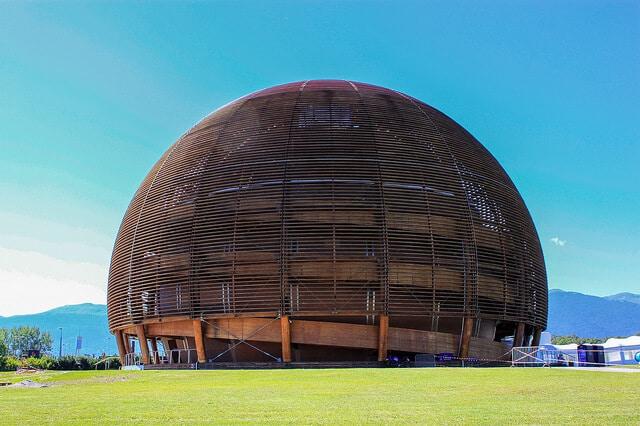 Globe de la science, Genève