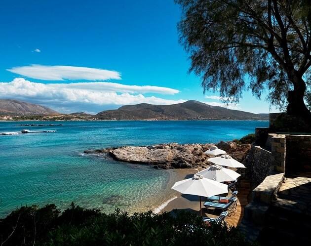 Grand Resort Lagonissi, Grèce