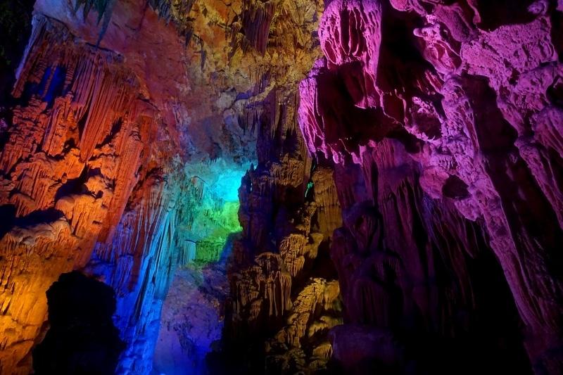 Grottes de la flûte de roseaux Guilin