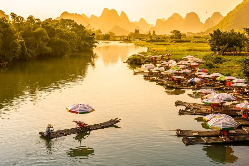 Guilin Yangshuo
