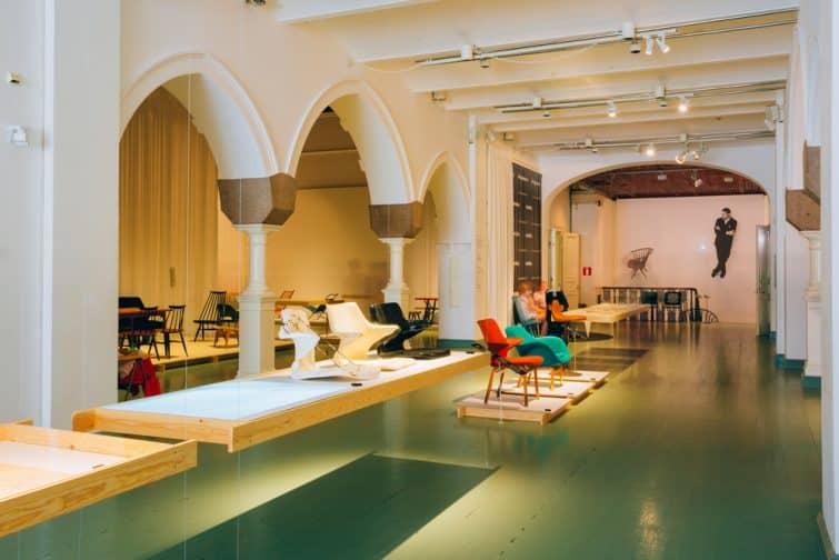 Le musée du Design District d'Helsinki