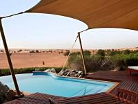 Hôtel Al Maha désert Dubaï