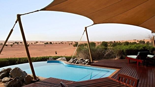 4 hôtels démesurés à Dubaï
