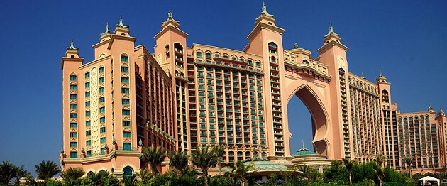 Hôtel Atlantis The Palm Dubaï