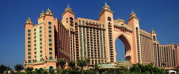 Hôtel Atlantis The Palm Dubaï