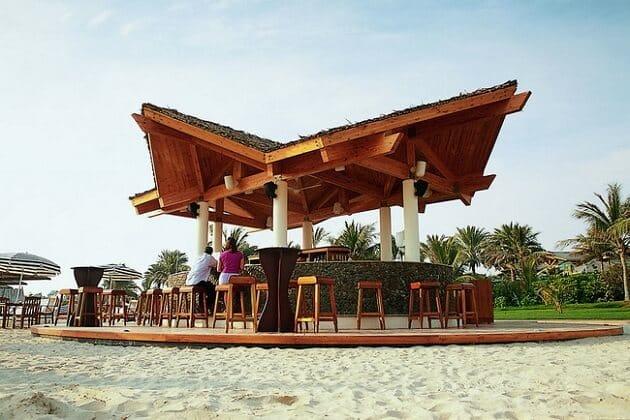 Hôtel Jumeirah Beach Club, Dubaï
