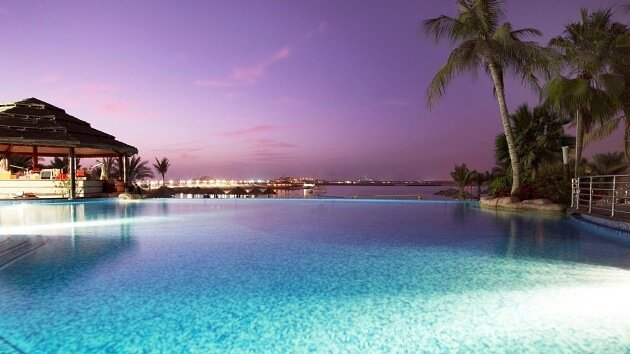 Le Méridien Mina Seyahi Beach Resort & Marina Dubaï