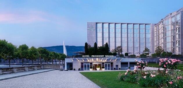 Hotel President Wilson Genève
