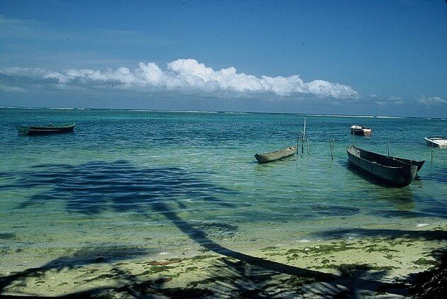 Île Sainte-Marie, Nosy Boraha, Madagascar