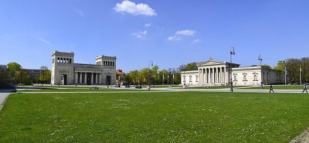 Königsplatz, Munich