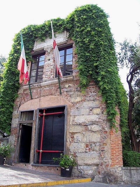 Maison natale de Christophe Colomb à Gênes
