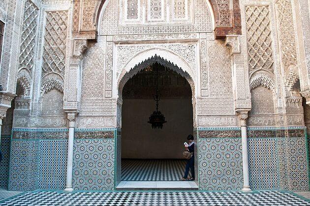 Mosquée Karaouiyne Fès
