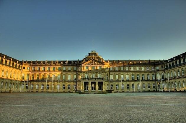 Neue Schloss Stuttgart