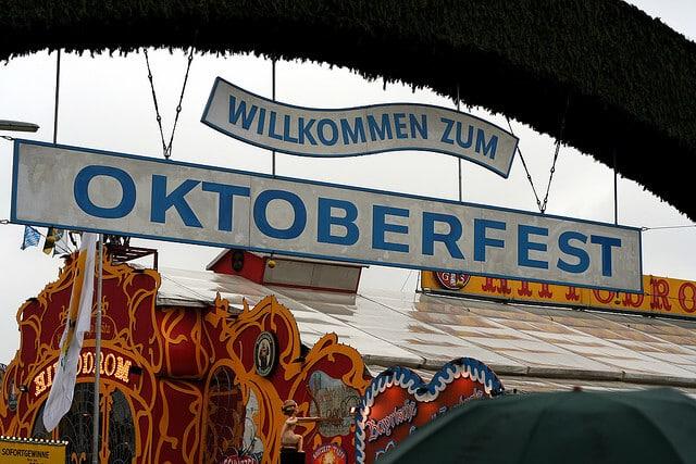 Oktoberfest, fête de la bière, Munich