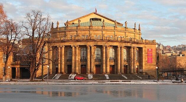 Opernhaus, Stuttgart