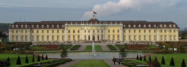 Palais Ludwisbourg, Residenzschloss, Stuttgart