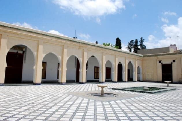 Palais et musée Dar Batha Fès