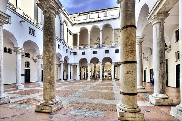 Palazzo Ducale Gënes