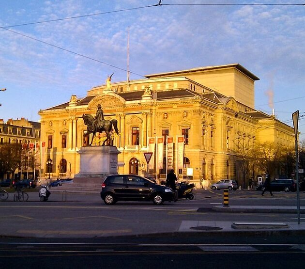 Place Neuve Genève