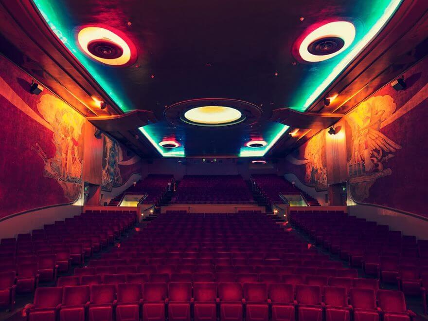 Plus beaux cinémas au monde
