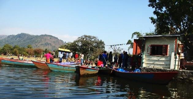 Découverte de la ville de Pokhara au Népal