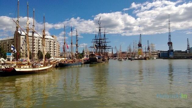 Port Ouest, Länsisatama, Helsinki