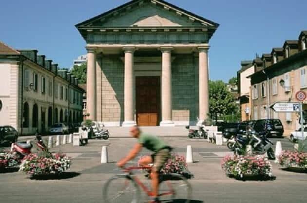 Quartier Carouge de Genève