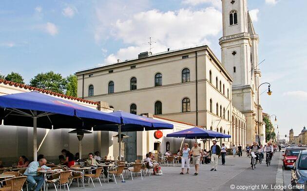 Quartier Maxvorstadt, Munich