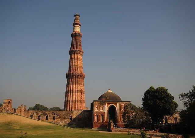 Qûtb Minâr, New Delhi