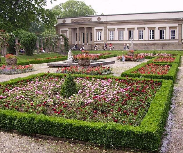 Rosensteinmuseum, Rosensteinpark, Stuttgart