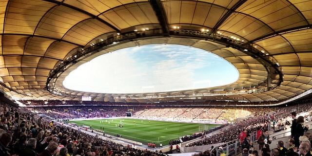 Stuttgart Mercedes-Benz Arena